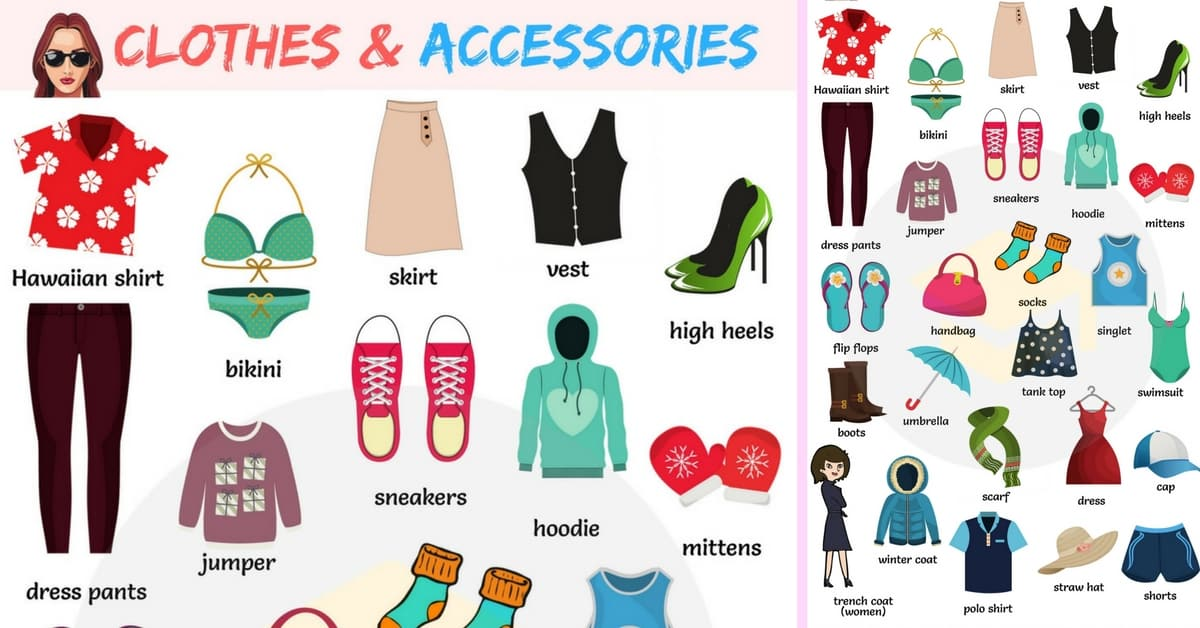 Clothing /& Accessories
