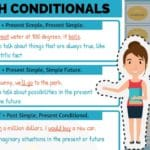 Conditionals: 04 Types of Conditional Sentences