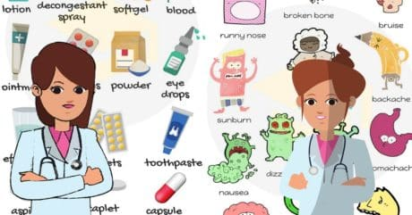 Health Vocabulary: Health and Healthcare in English