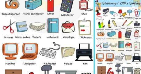 What Are Common Office Supplies