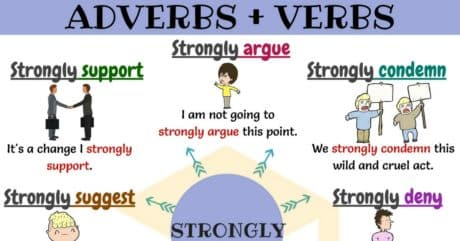 Common Adverb and Verb Collocations in English