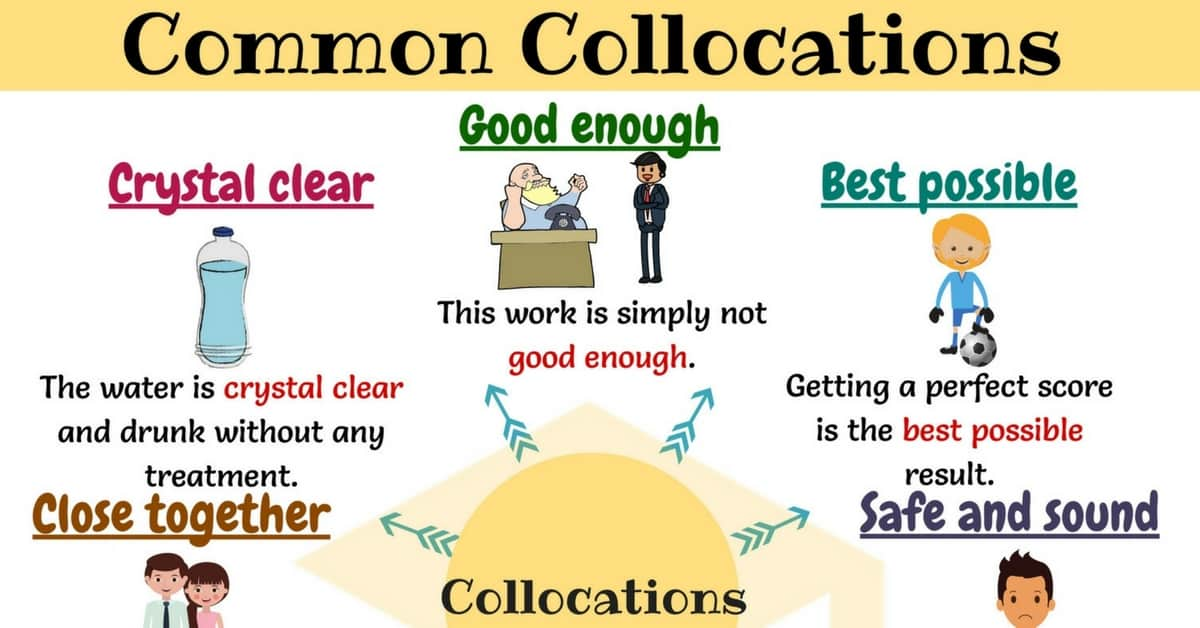 Useful Collocations in English You Should Know 1
