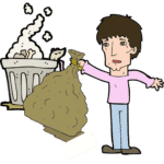 Housework and Repair Verbs | Household Chores Vocabulary 9