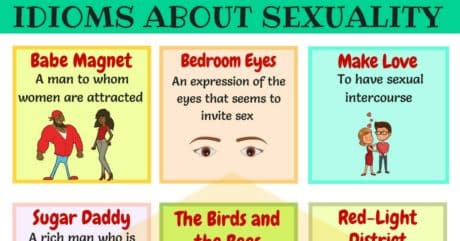 10+ Useful Sexuality Idioms with Meaning and Examples 63