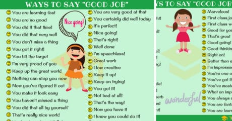 99 Powerful Ways to Say GOOD JOB in English 15