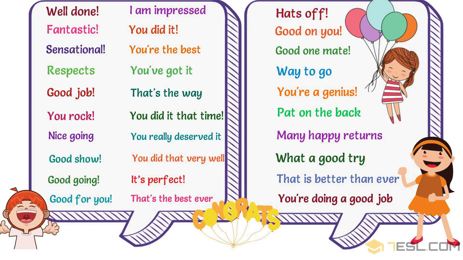 Congratulations Synonym: 45 Ways to Say Congratulations