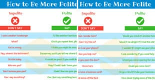 How to Be Polite: Useful Phrases for Speaking Polite English