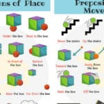 Prepositions with Pictures: Useful Prepositions for Kids