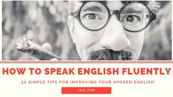 50 Simple Tips for Speaking English Fluently 4