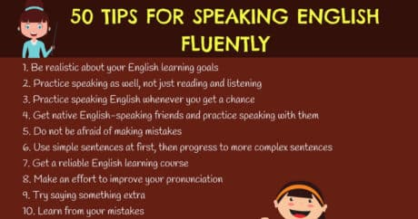 50 Simple Tips for Speaking English Fluently 108