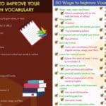 50 Simple Tips to Improve Your English Vocabulary