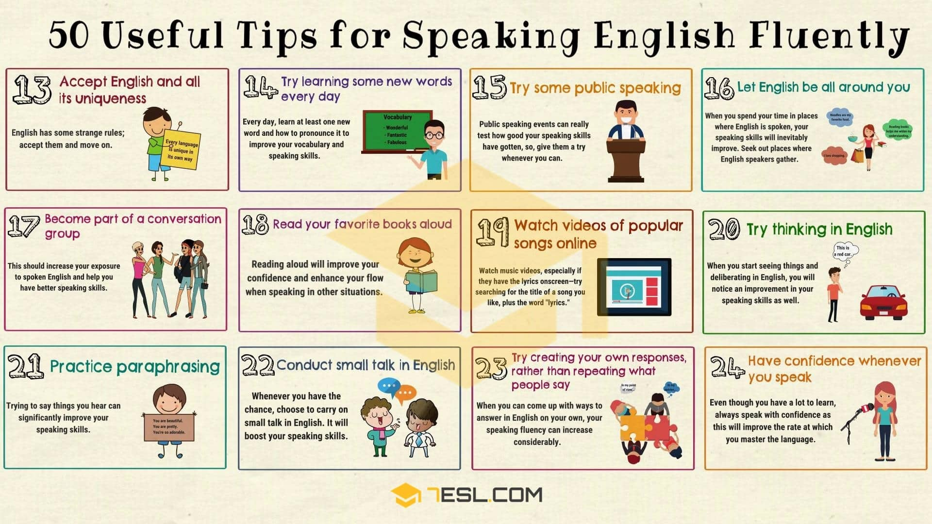 How to Speak English: Useful English Speaking Tips | Image 2