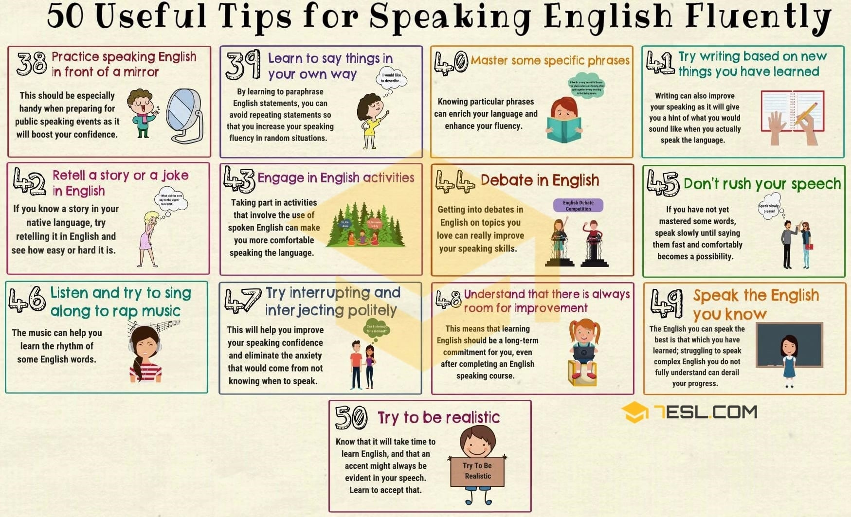 How to Speak English: Useful English Speaking Tips | Image 4