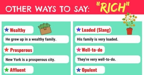 RICH Synonyms: 14 Synonyms for RICH in English 6