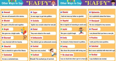 HAPPY Synonyms: 28 Synonyms for HAPPY in English 2