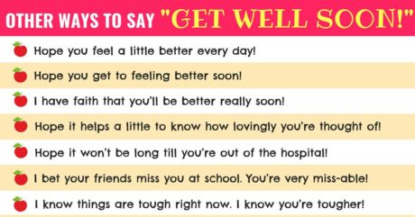 Get Well Wishes: 33 Useful Get Well Soon Messages with Images