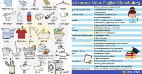 English Vocabulary: Thousands of Useful Vocabulary Words