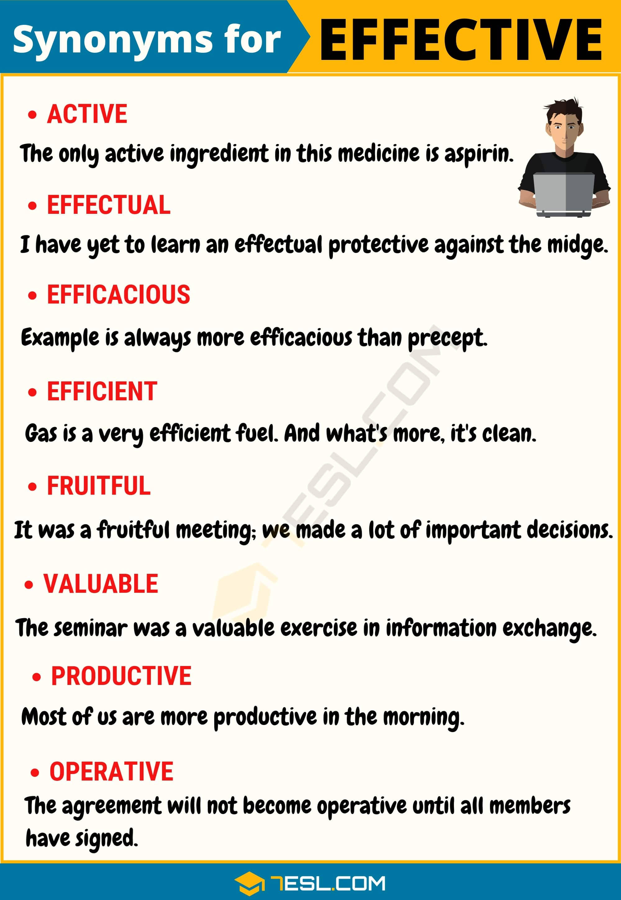"Another Word for Effective | 95+ Synonyms for ""Effective"" with Examples"
