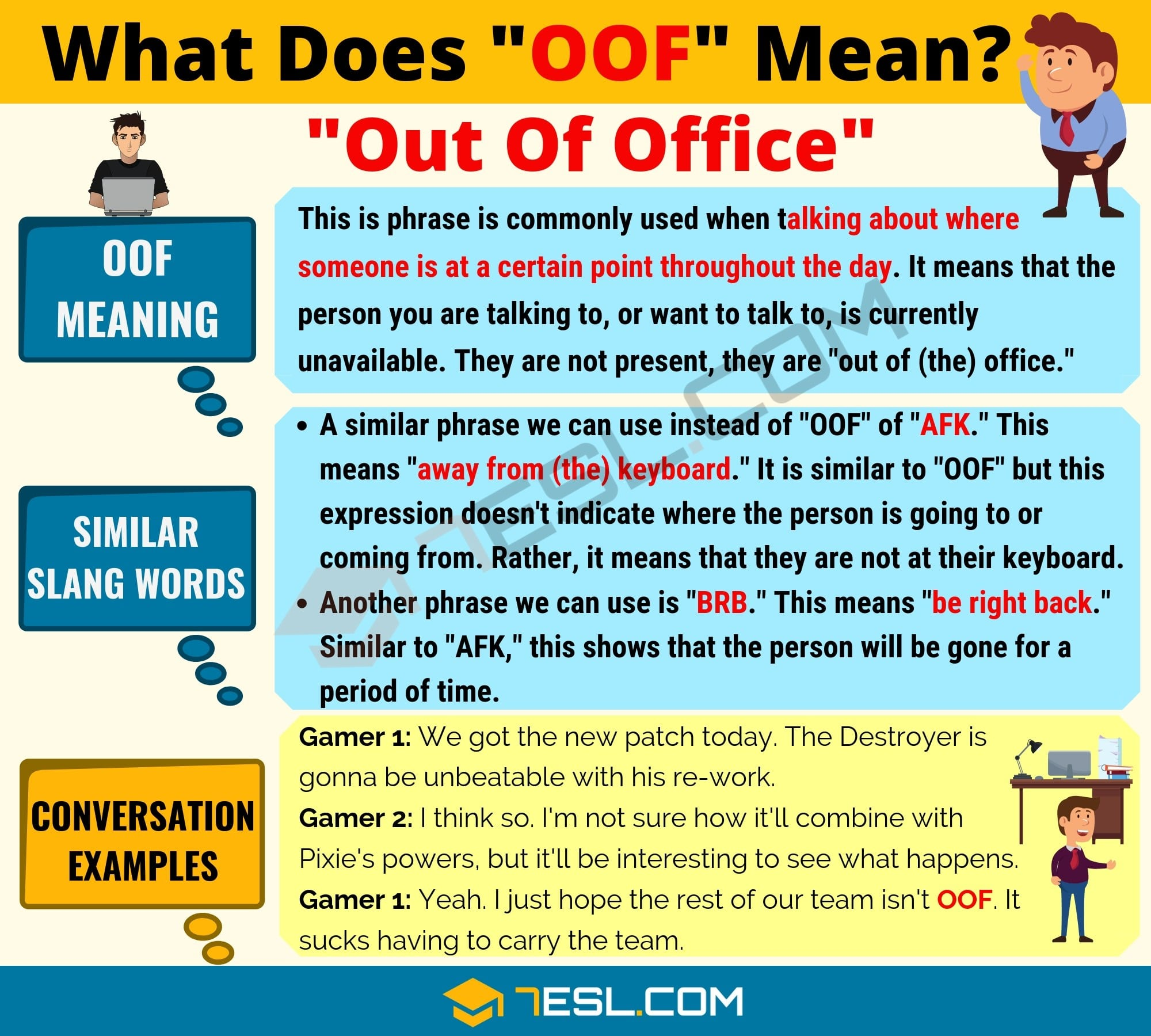 OOF Meaning: What Does OOF Mean? Useful Text Conversations