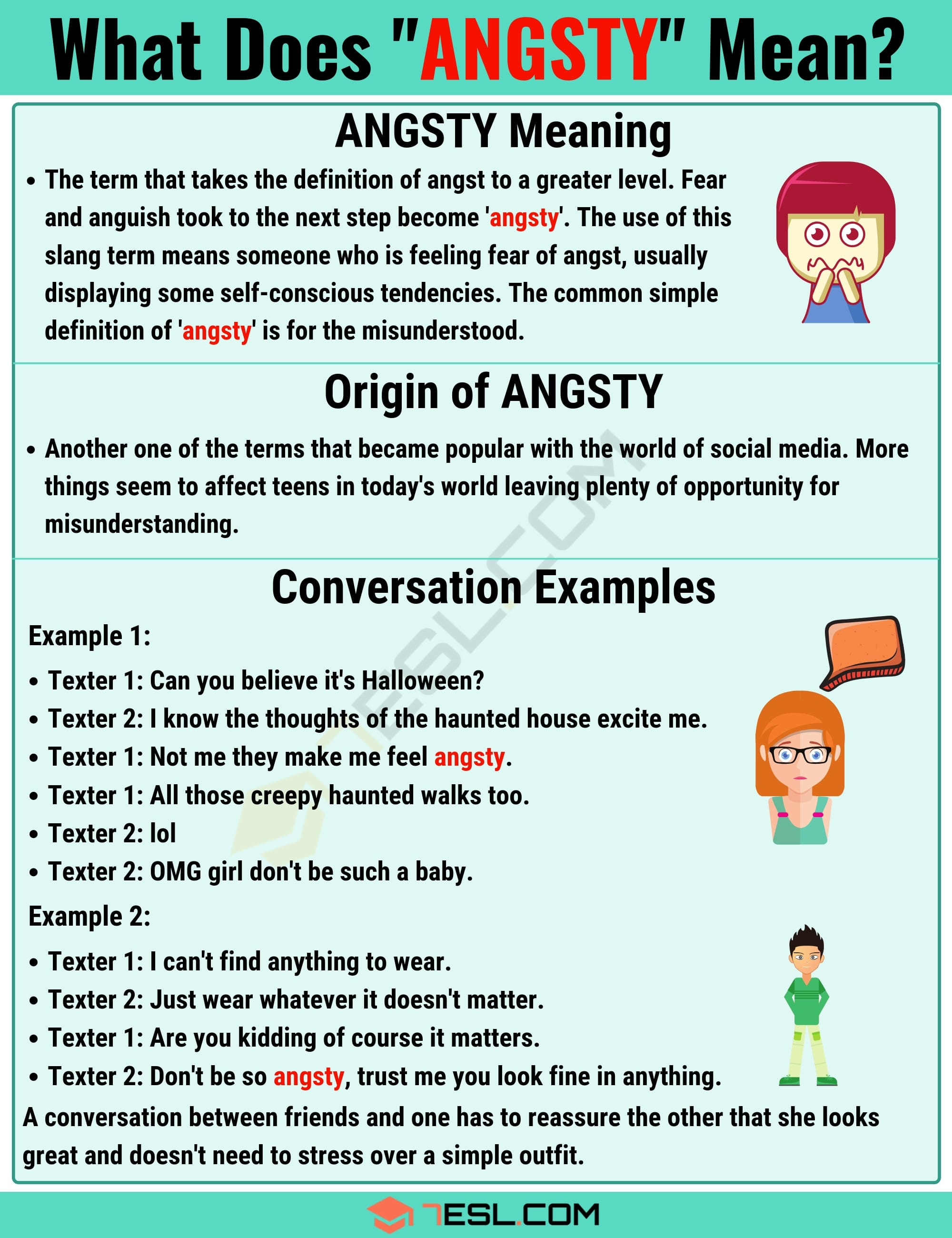 ANGSTY