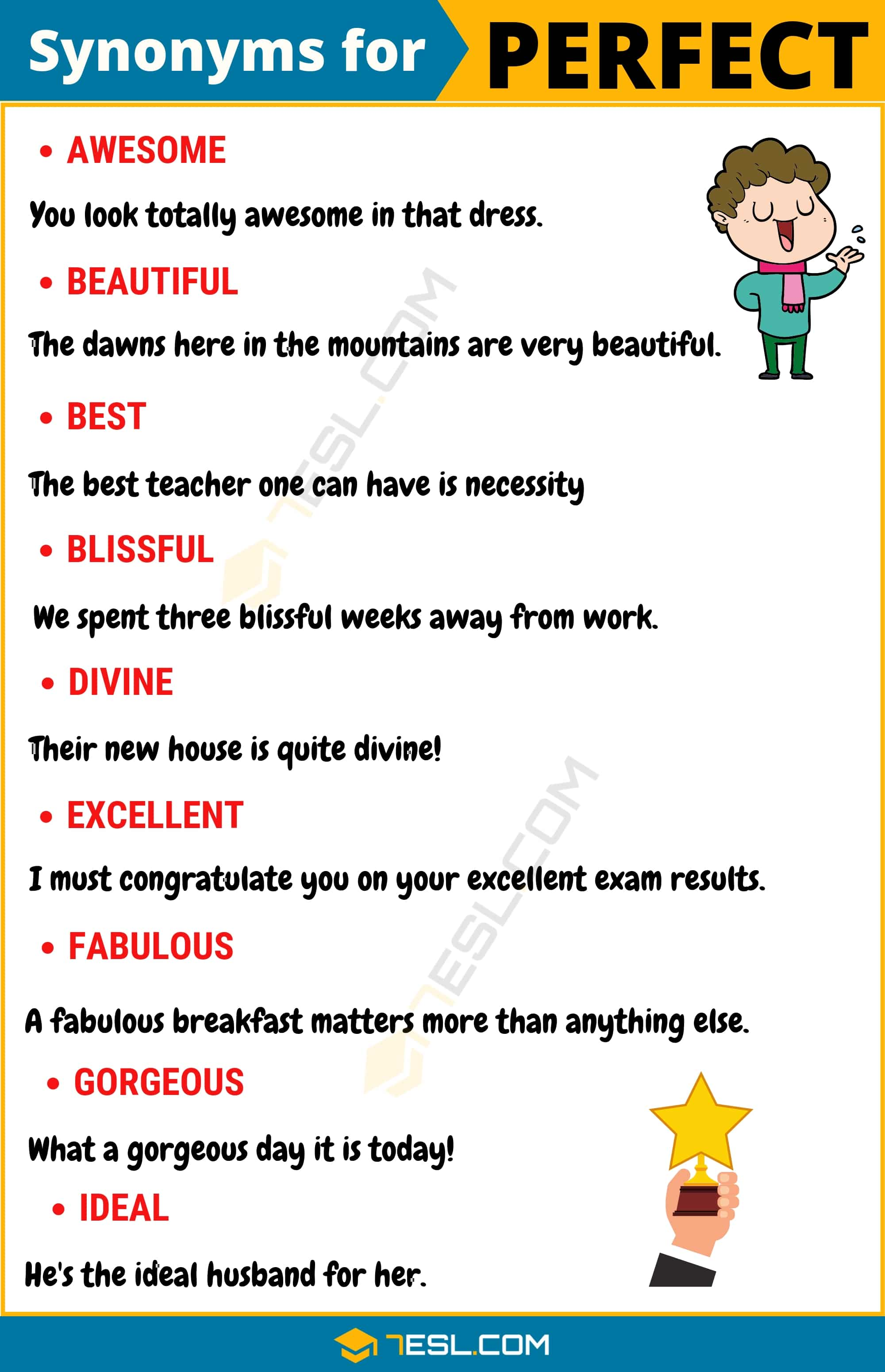 """Another Word for Perfect 