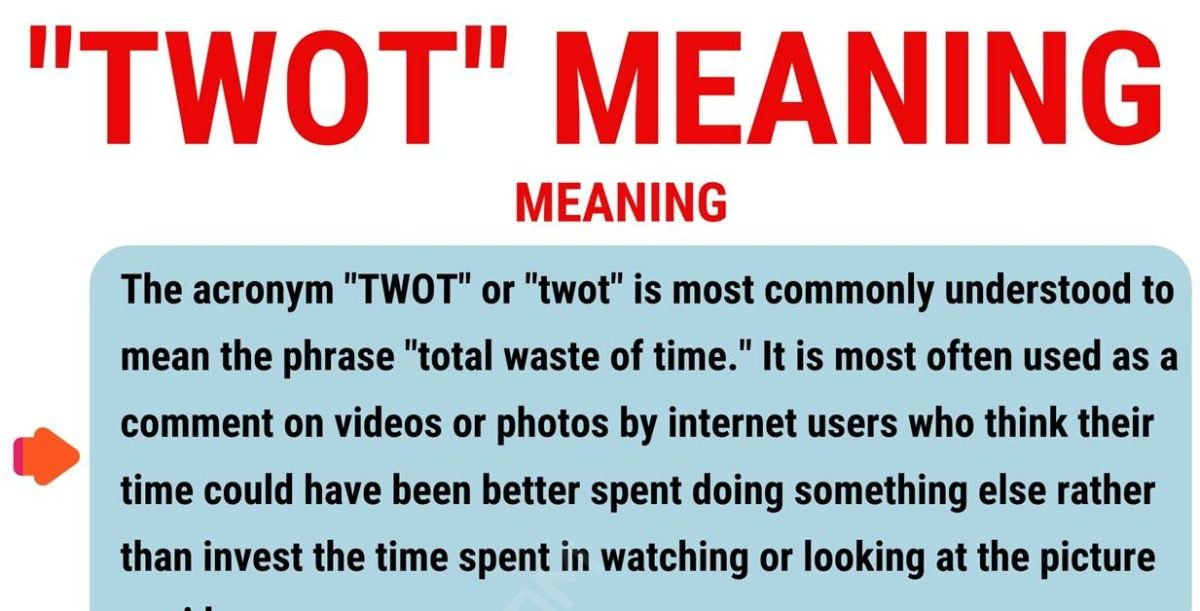 """TWOT Meaning: What in the World Does the Useful Term """"TWOT"""" Mean? 1"""