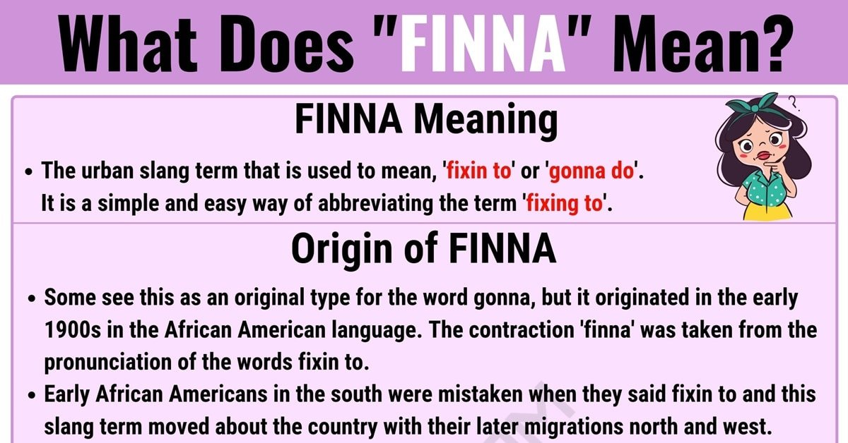 Finna Meaning: What Does Finna Mean? Useful Text Conversations 1