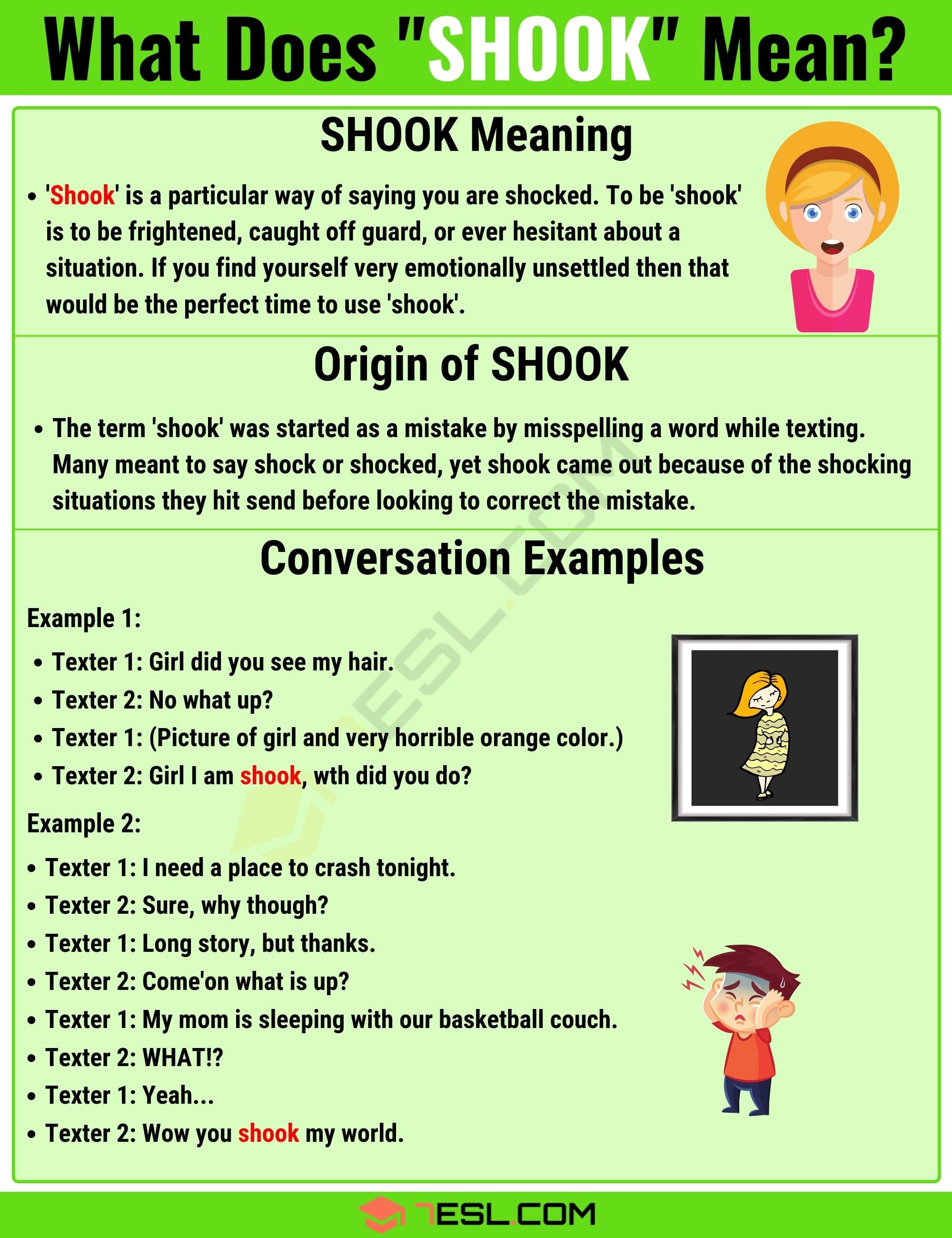 SHOOK