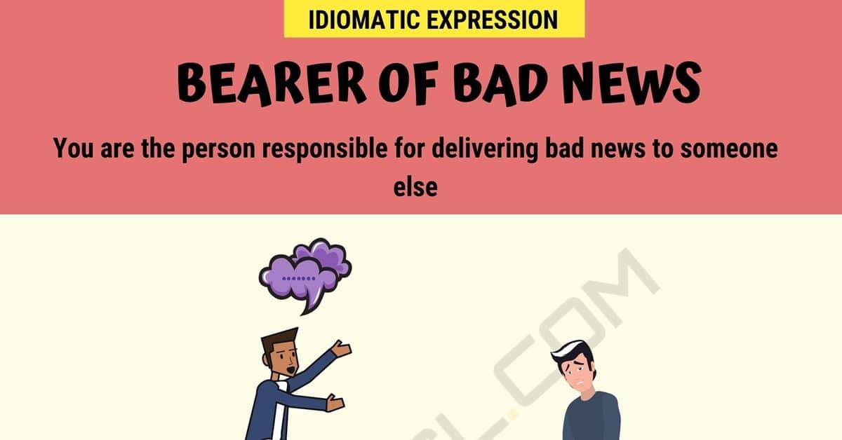 Bearer Of Bad News