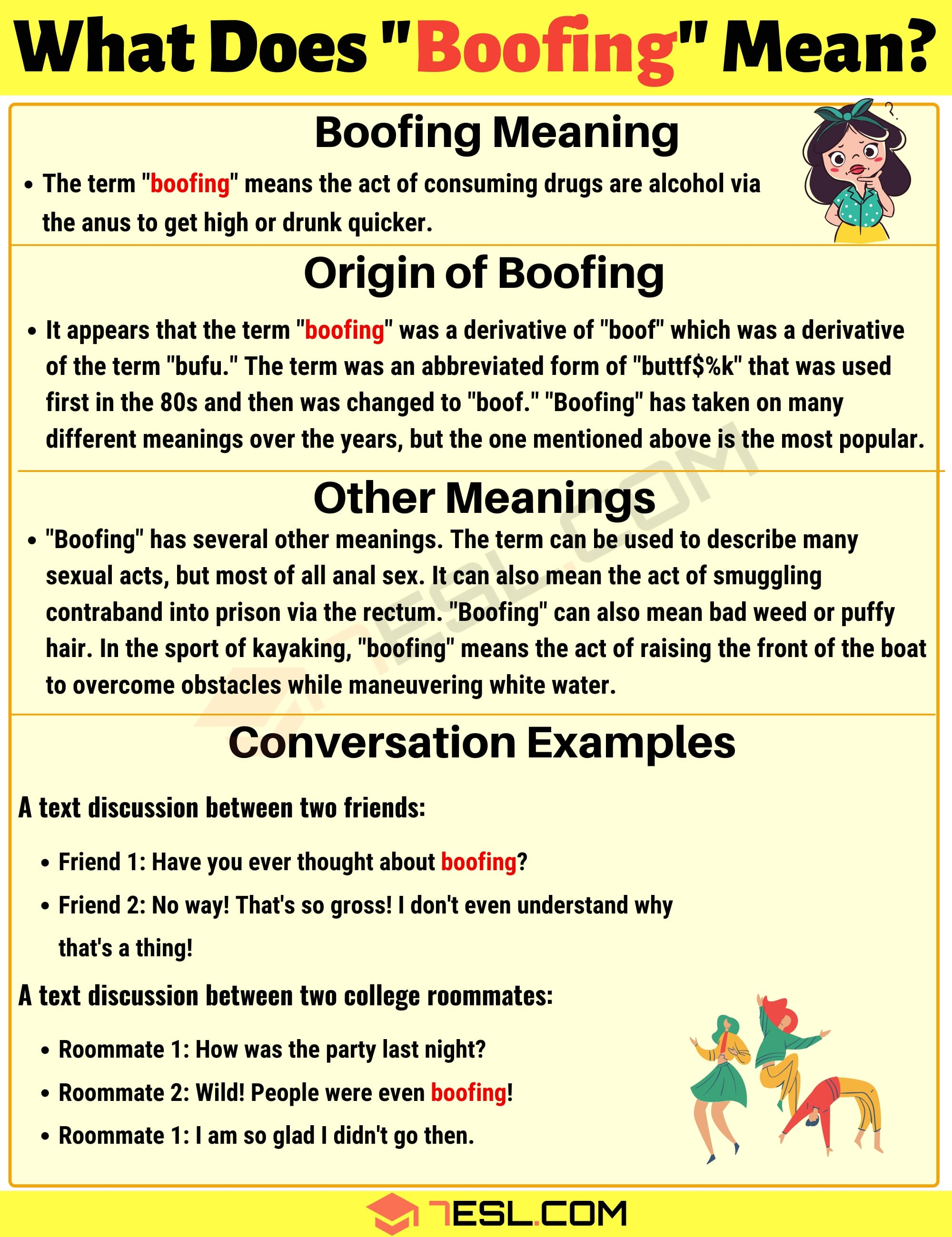 "Boofing Meaning: How to Use the Slang Term ""Boofing""? 2"