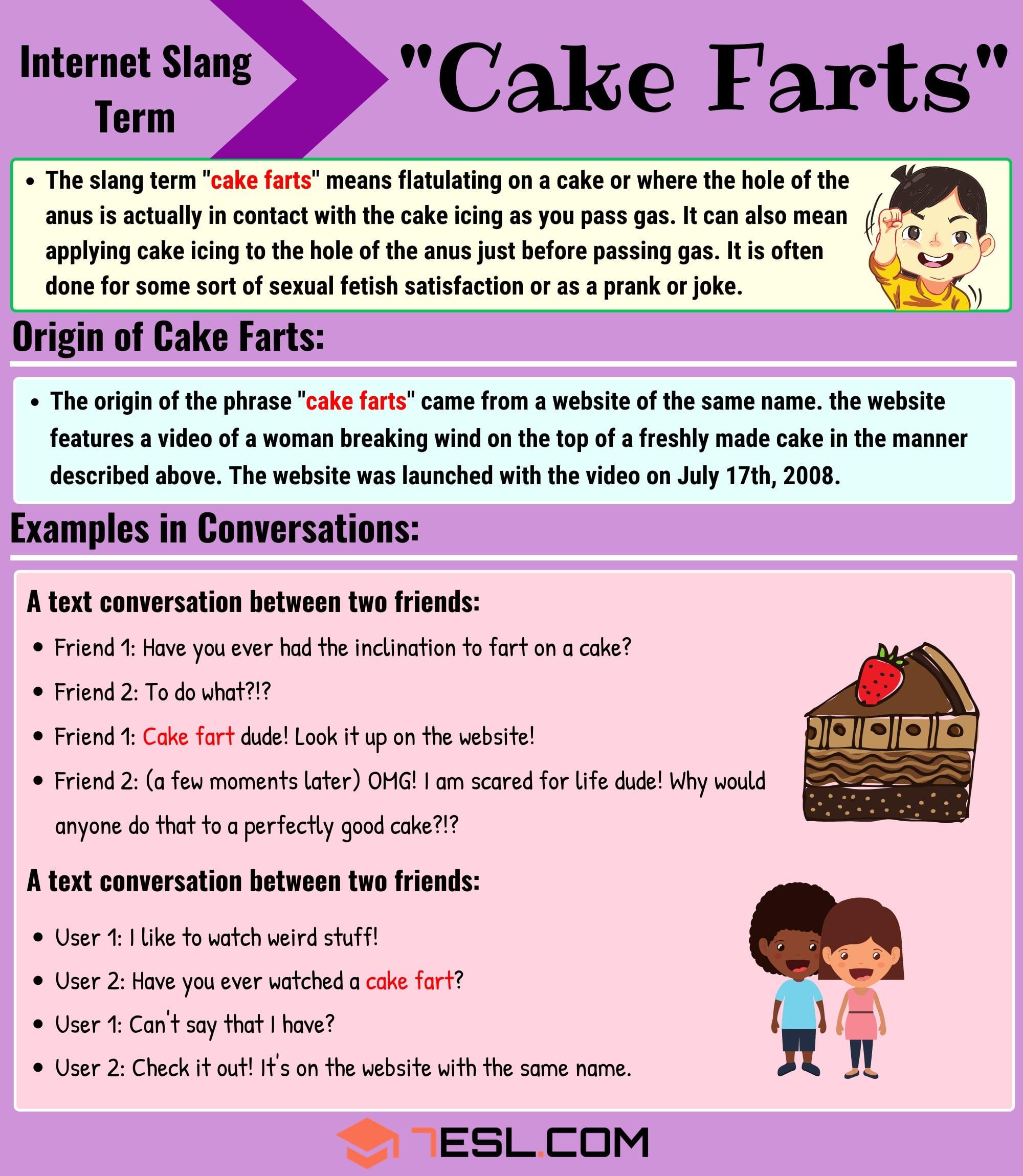 Cake Farts
