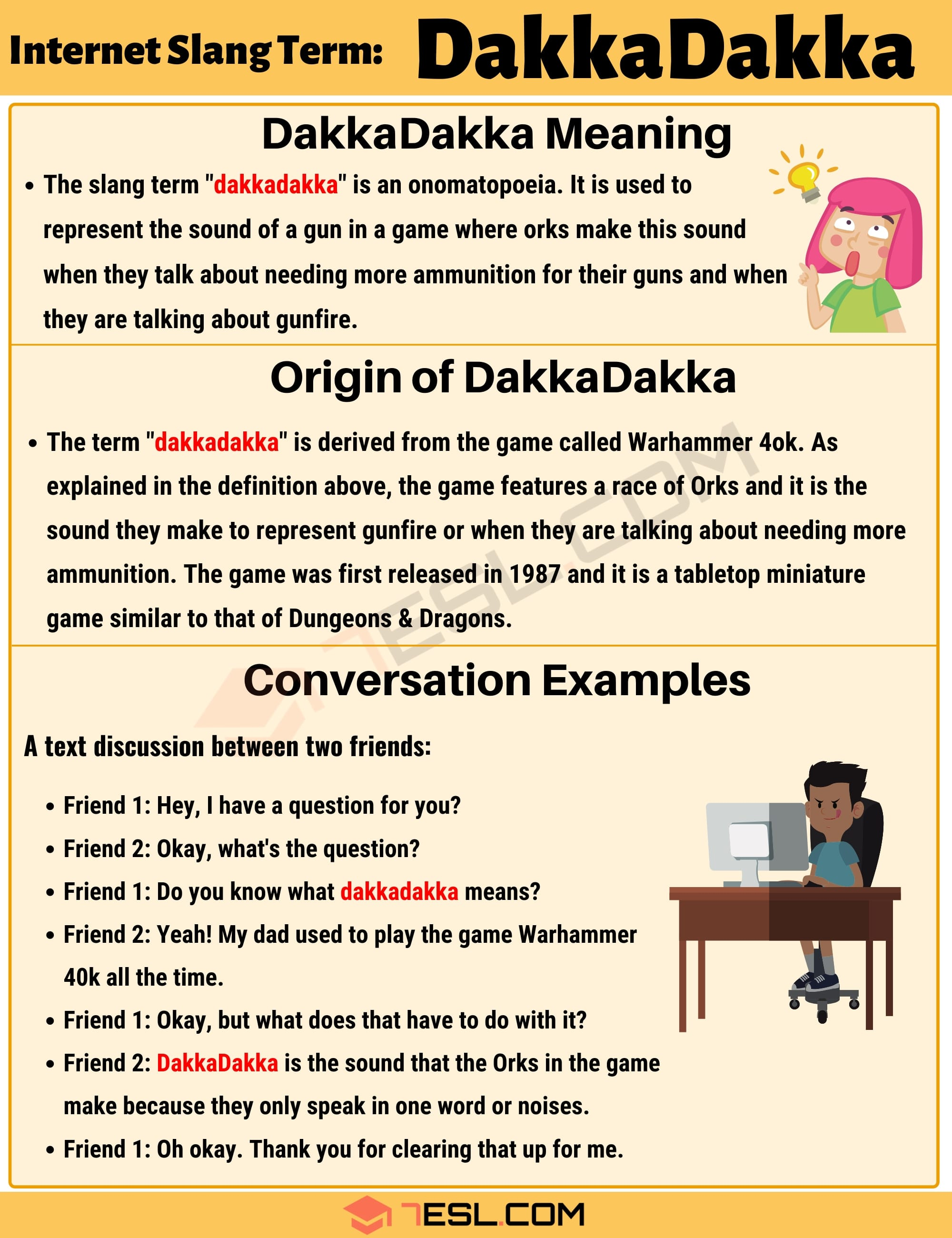 DakkaDakka Meaning: What Does this Internet Slang Term Mean?