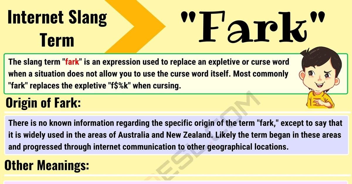 Fark Meaning: How Do You Define the Slang Term 'Fark'? 1