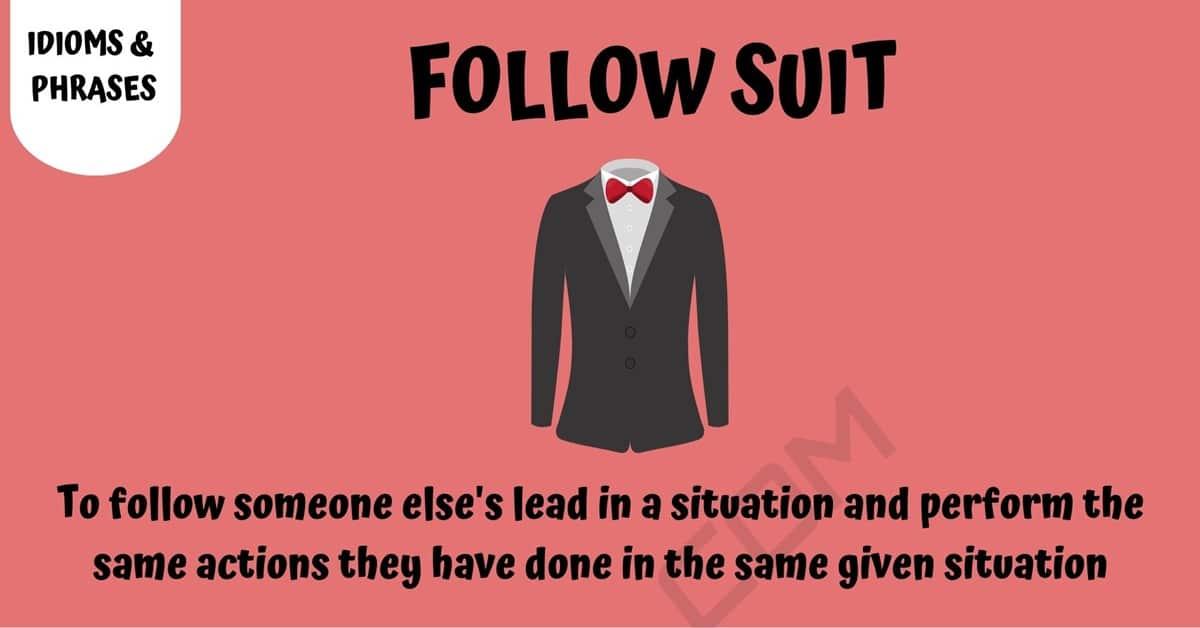 Follow Suit