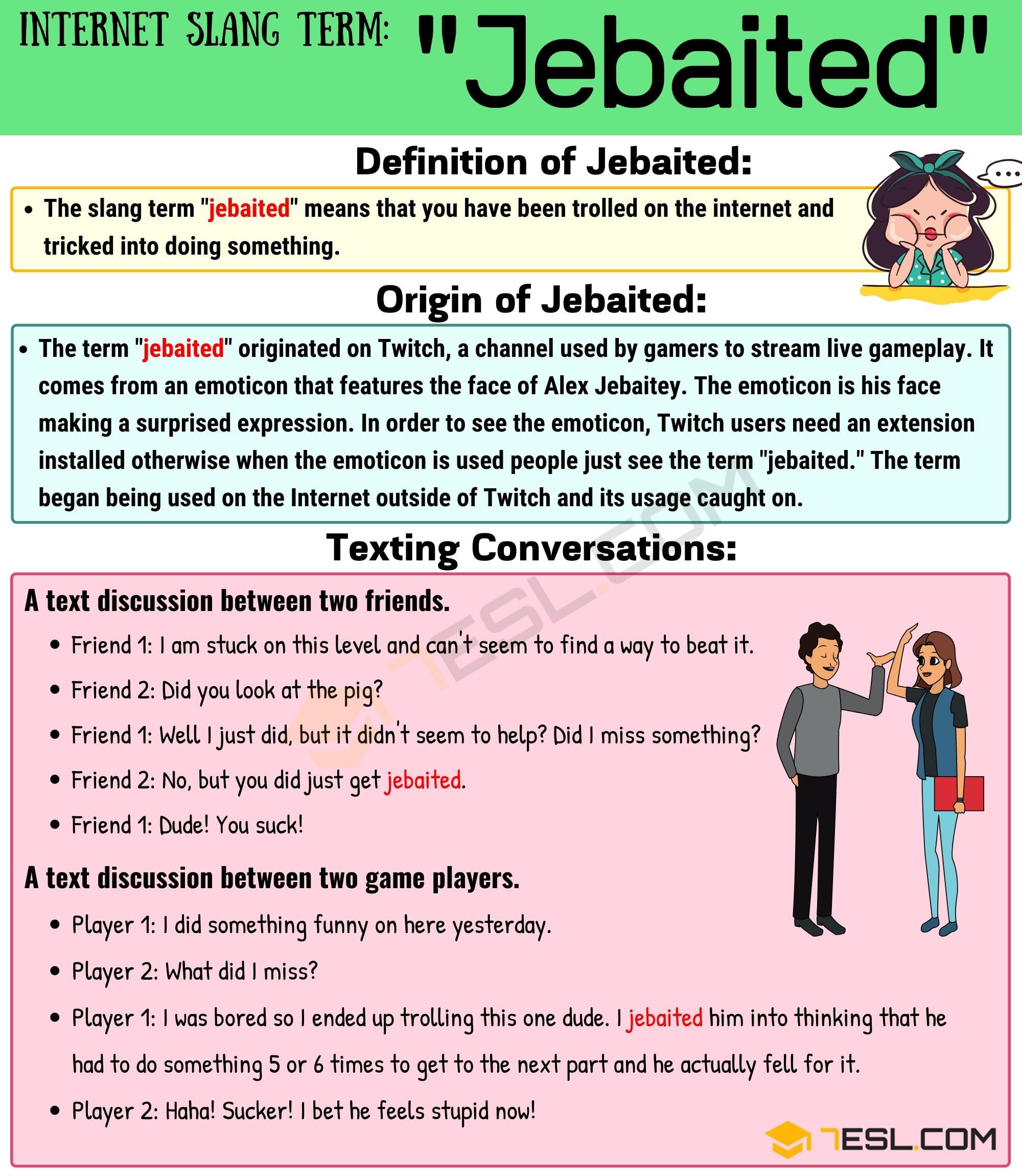 Jebaited