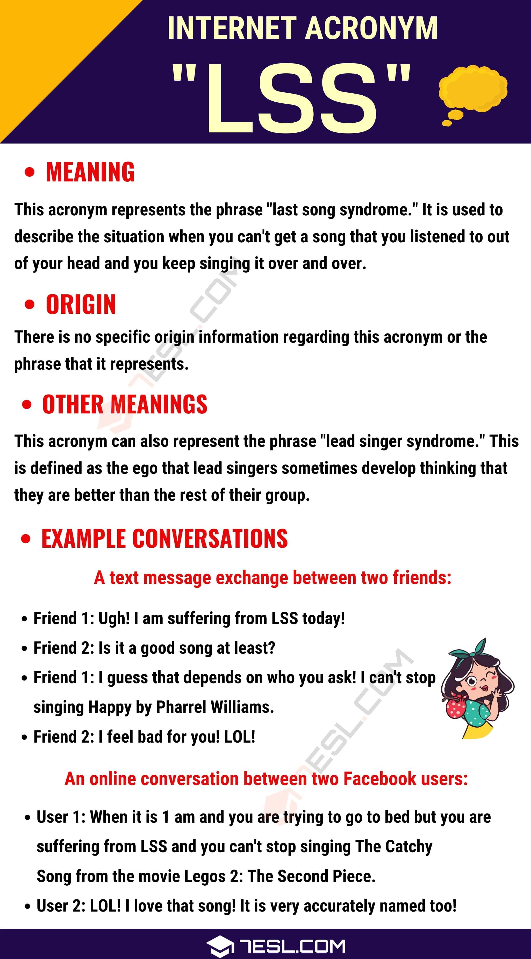 "LSS Meaning: What Does The Useful Term ""LSS"" Stand For?"