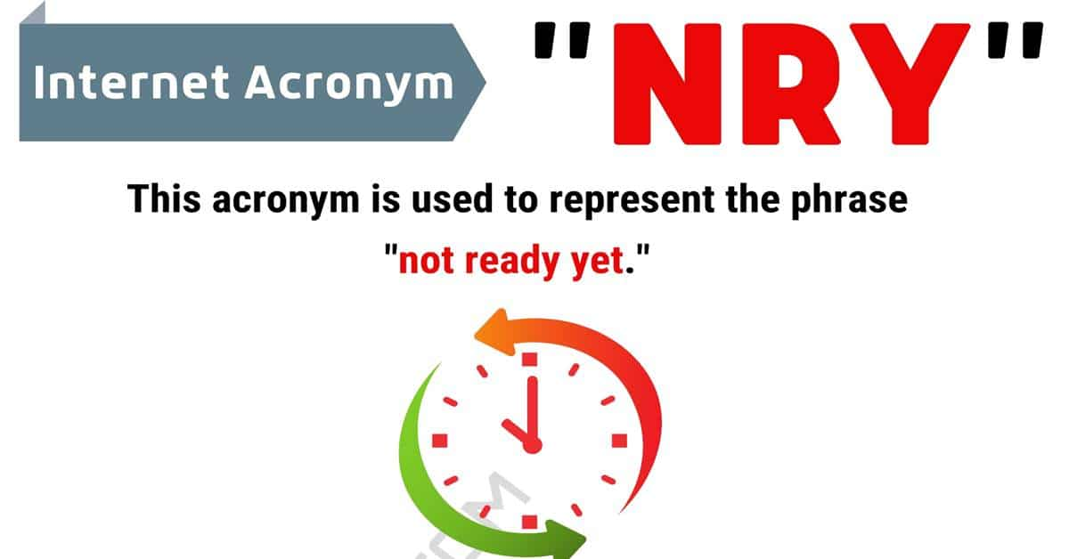 """NRY"" Meaning 