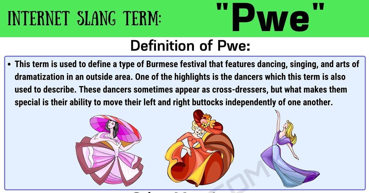 """""""Pwe"""" Meaning 