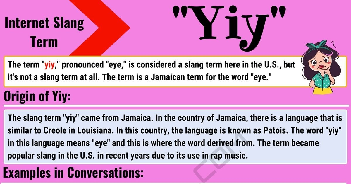 Yiy Meaning: What Does Yiy Mean? with Useful Conversations 1