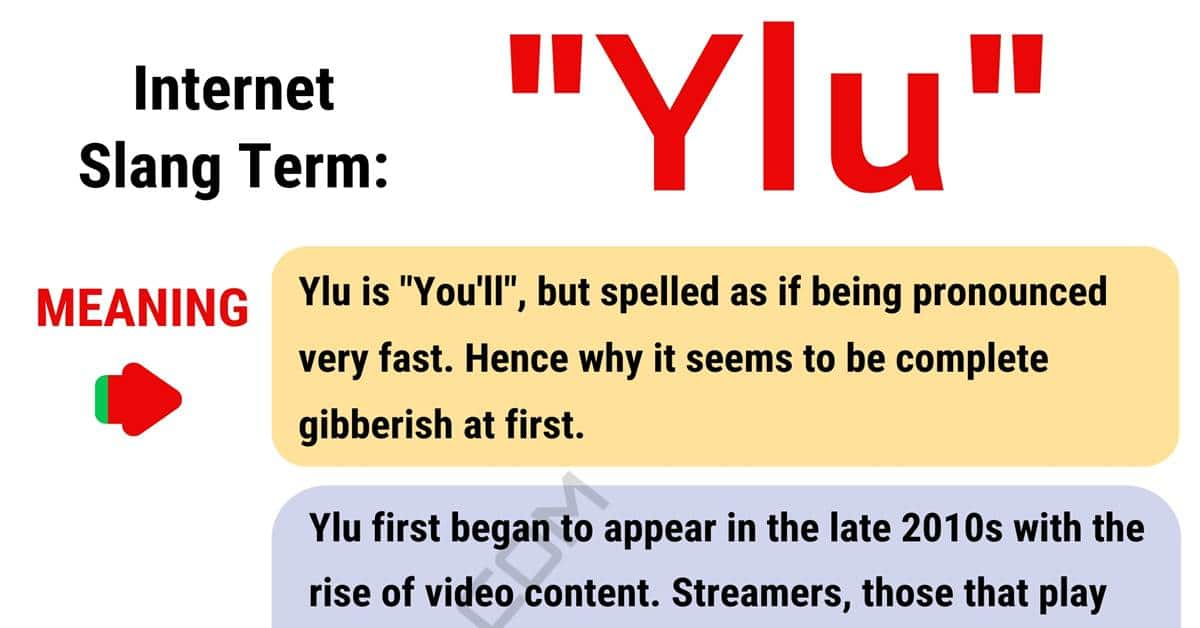 """Ylu"" Meaning: What Does ""Ylu"" Mean? 5"