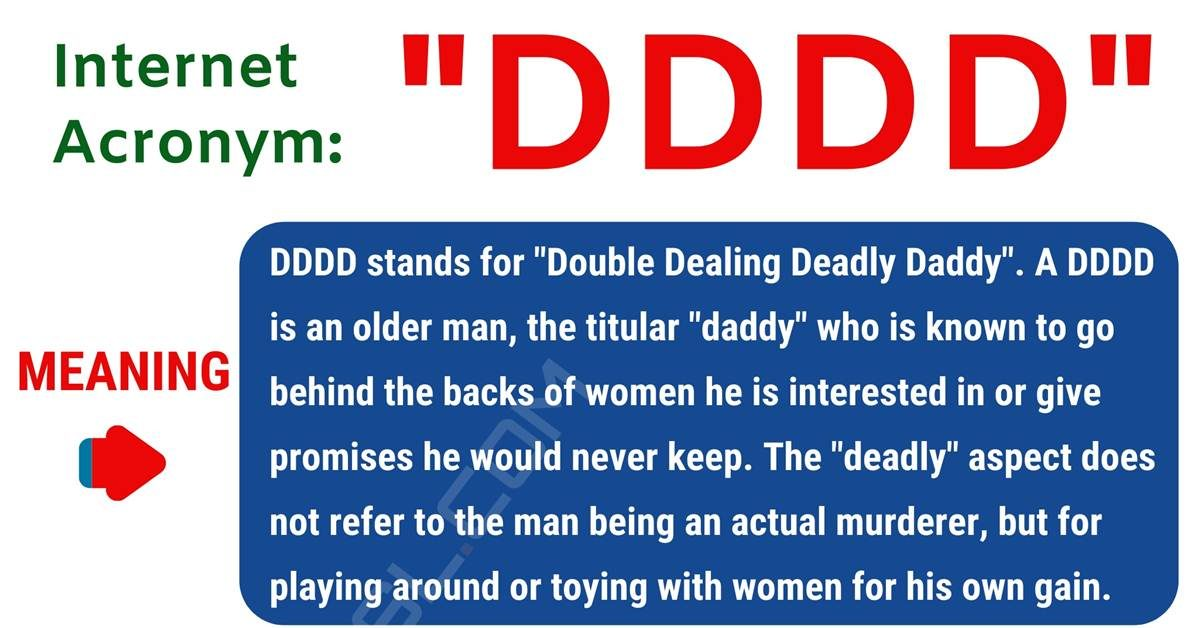 "DDDD Meaning: How to Use the Trending Term ""DDDD"" Correctly? 1"