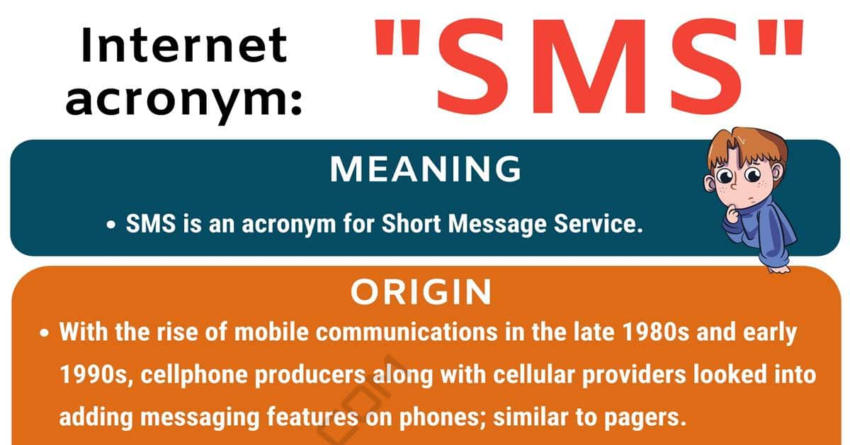 SMS Meaning: What Does SMS Mean? (with Useful Examples) 1