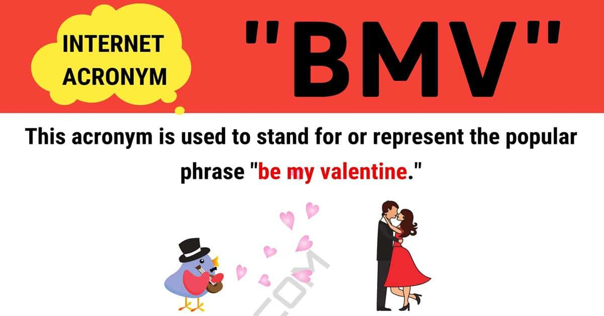 """BMV Meaning: What Does the Lovely Acronym """"BMV"""" Stand for? 1"""