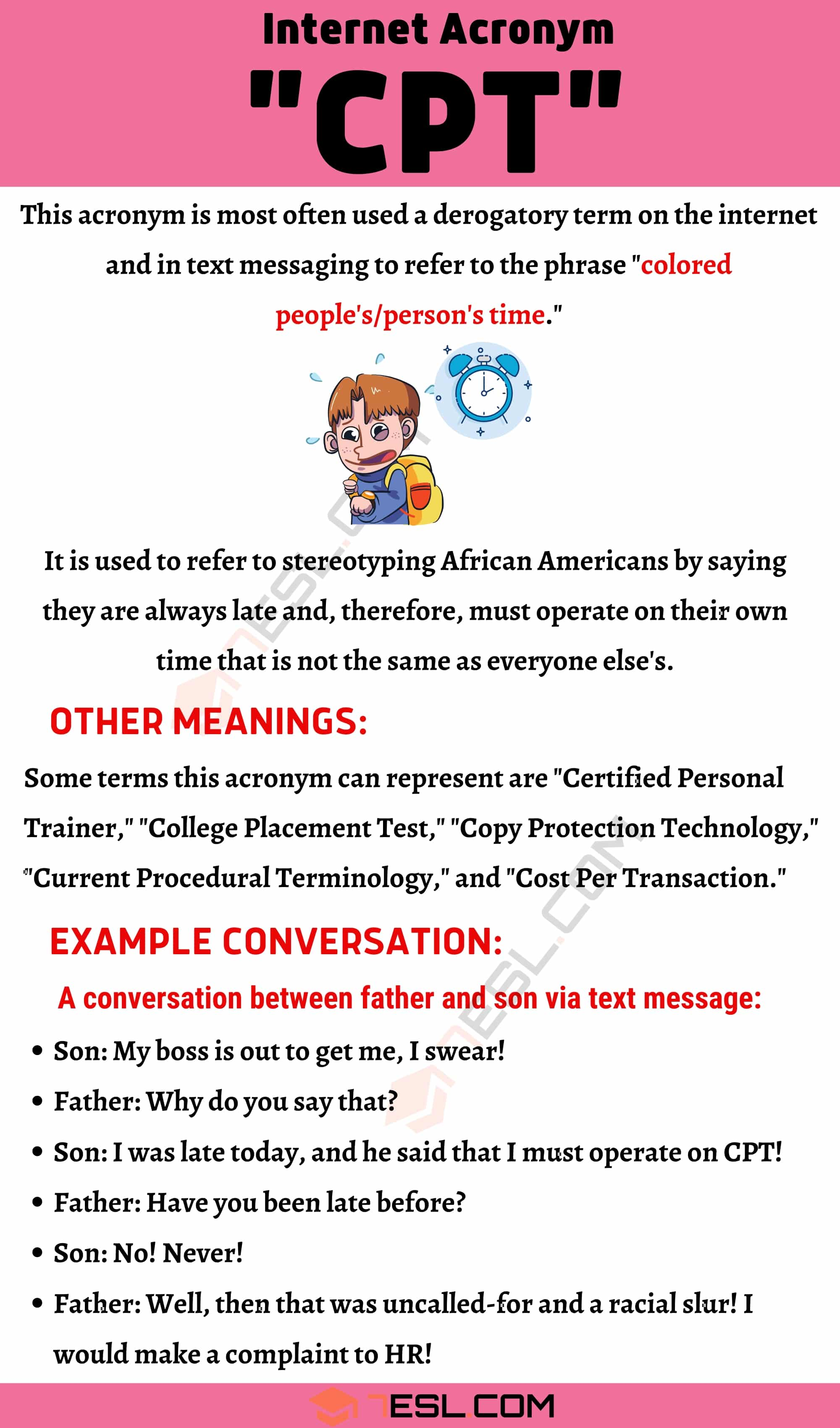 """CPT Meaning: What is The Meaning of This Useful Acronym """"CPT""""?"""