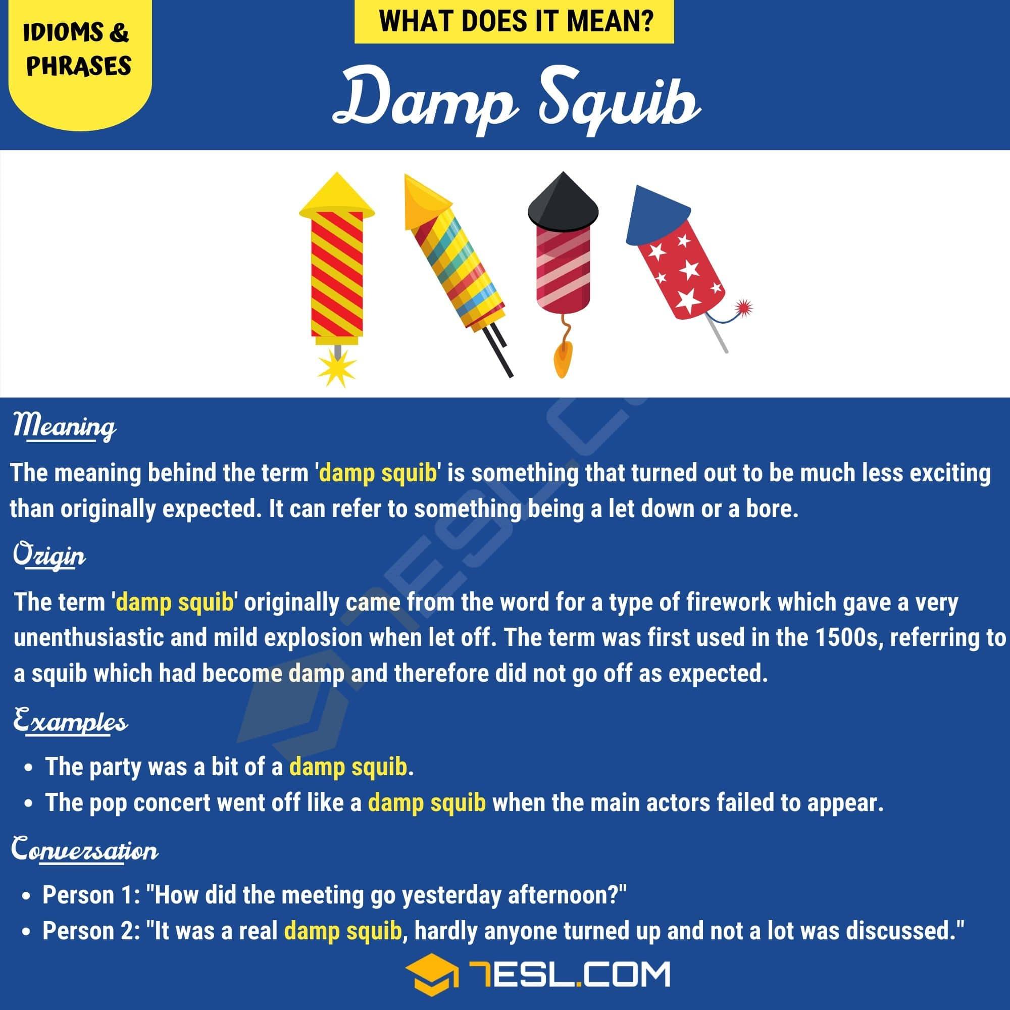 Damp Squib