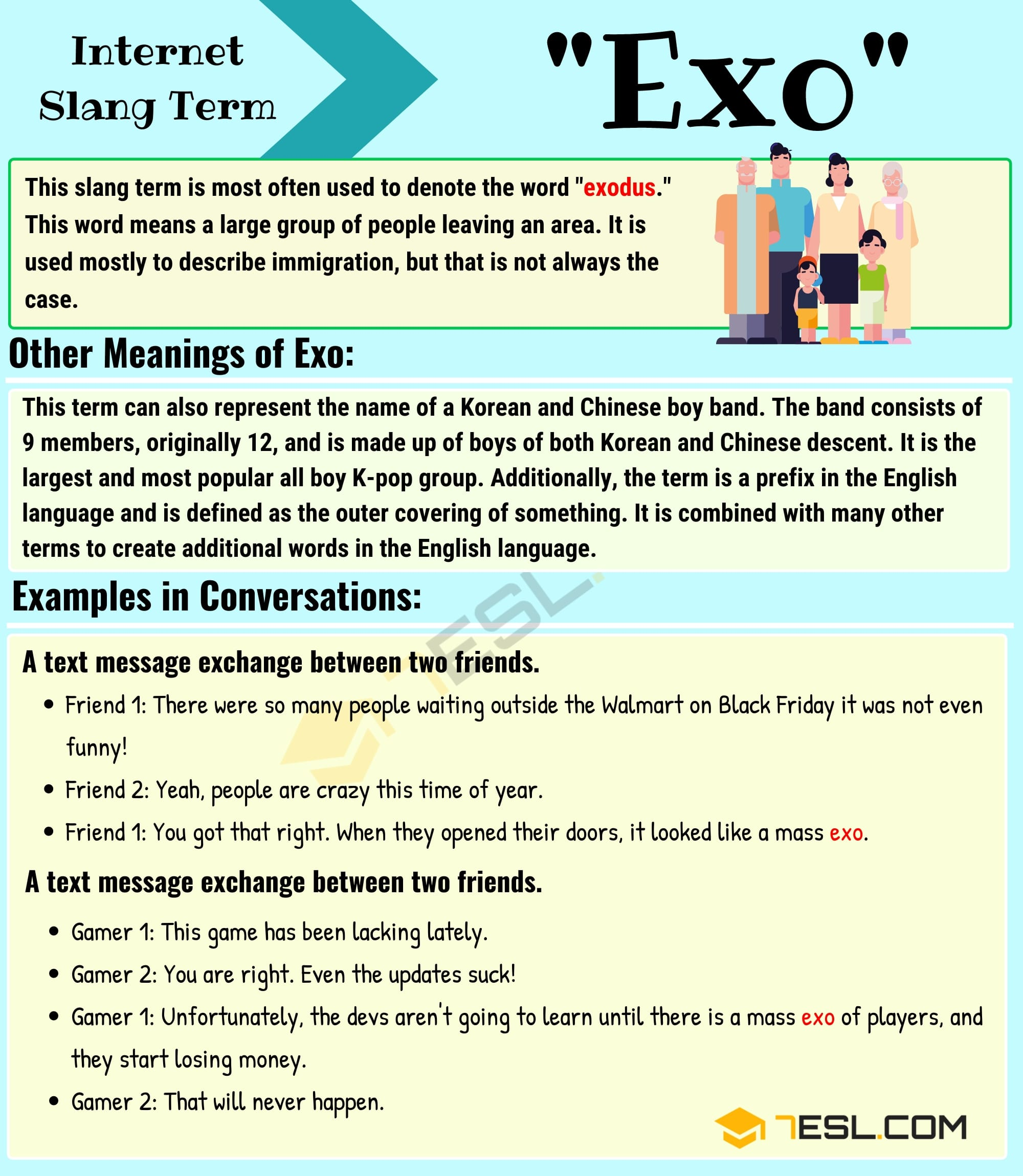 Exo Meaning: What Does the Term EXO Mean and Stand for? 1