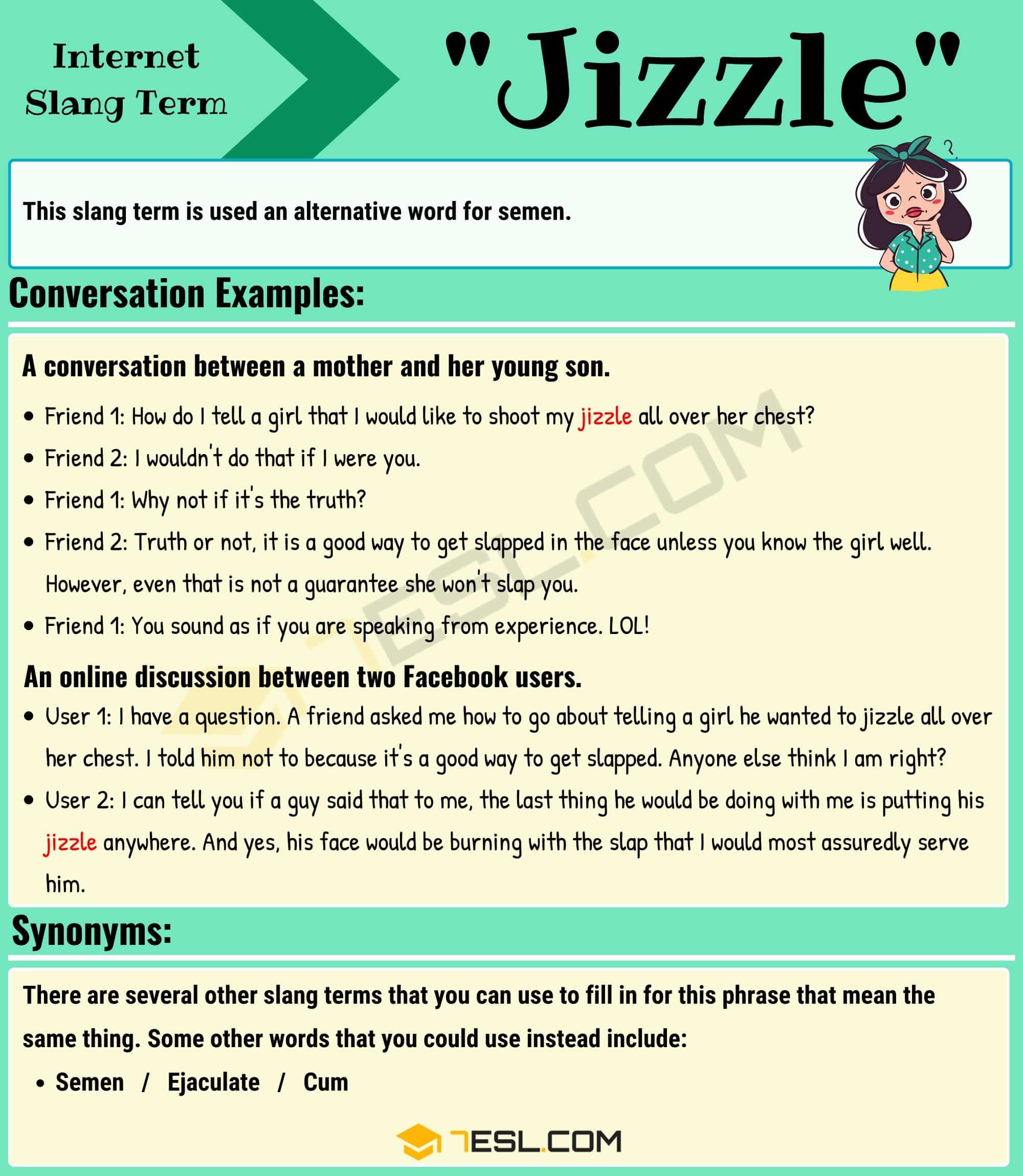 Jizzle