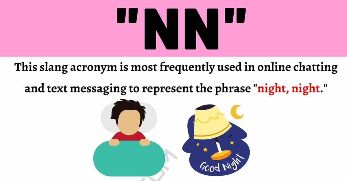 "NN Meaning: What Does This Popular Acronym ""NN"" Mean in Texting? 1"