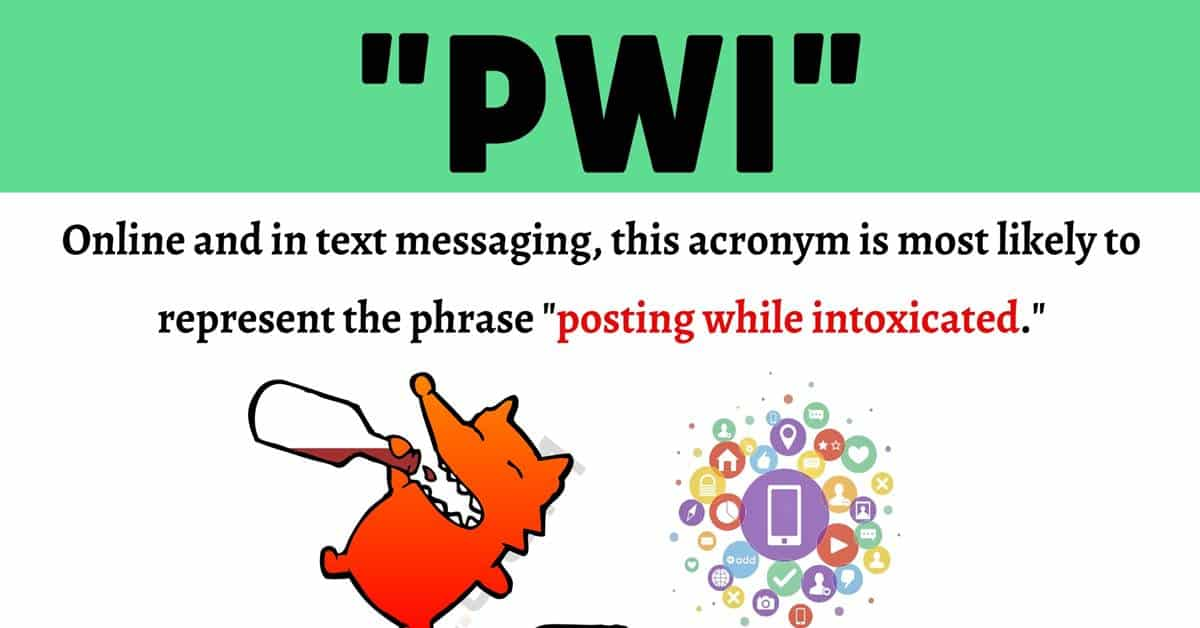 PWI Meaning: What Does This Useful Acronym Mean and Stand For? 1