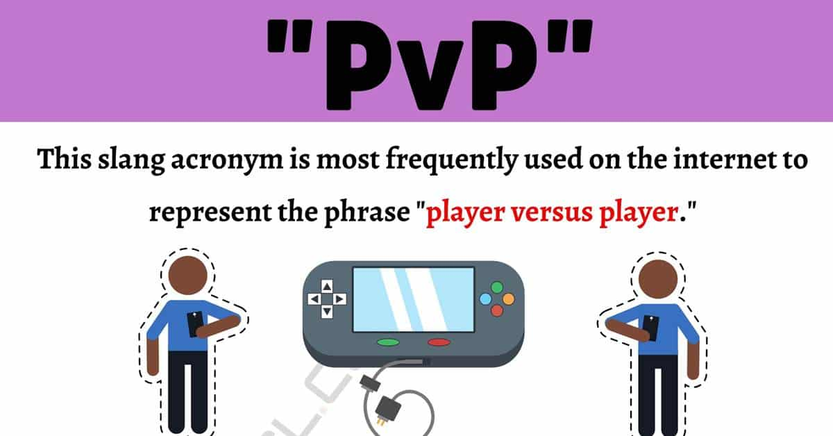 """PvP Meaning: What Does The Term """"PvP"""" Stand For? 1"""